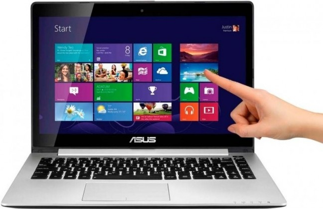 Mininotebook Asus VivoBook Touch S200E-CT177H