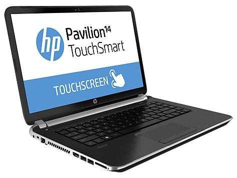 Mininotebook HP TouchSmart Pavilion 14-n010sc (F2T97EA) ROZBALENO