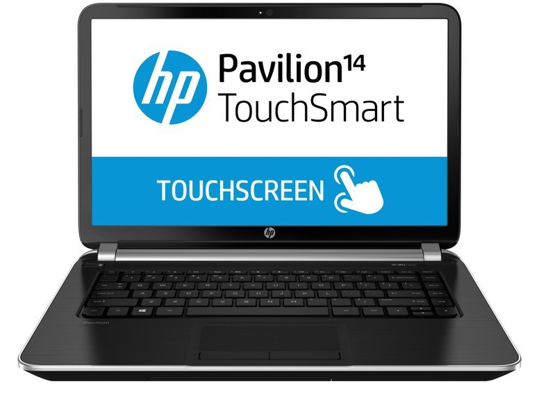 Mininotebook HP TouchSmart Pavilion 14-n010sc (F2T97EA)