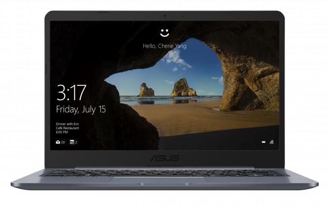 "Mininotebook Notebook ASUS VivoBook 14"" Celeron 4GB, 64GB, E406MA-EK142TS"