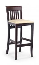 MIX - Barová židle (hnědá, béžová)