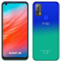 Mobilní telefon Aligator FIGI Note 3 3GB/32GB, modrá