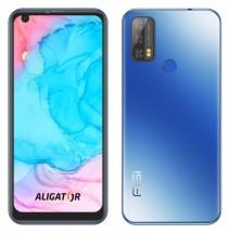 Mobilní telefon Aligator FIGI Note 3 Pro 4GB/128GB, modrá