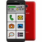 Mobilní telefon ALIGATOR S5520 SENIOR 1GB/16GB, červený