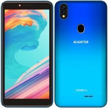 Mobilní telefon Aligator S5540 2GB/32GB, modrá POUŽITÉ, NEOPOTŘEB + DÁREK Antivir ESET pro Android v hodnotě 299 Kč