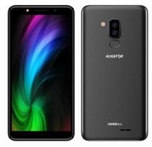 Mobilní telefon Aligator S6000 1GB/16GB, černá