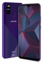 Mobilní telefon Aligator S6500 2GB/32GB, fialová + DÁREK Antivir Bitdefender pro Android v hodnotě 299 Kč