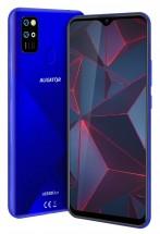 Mobilní telefon Aligator S6500 2GB/32GB, modrá + DÁREK Antivir ESET Mobile Security pro Android v hodnotě 299 Kč
