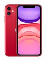 Mobilní telefon Apple iPhone 11 128GB, červená