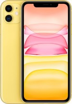Mobilní telefon Apple iPhone 11 128GB, žlutá