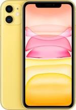 Mobilní telefon Apple iPhone 11 64GB, žlutá