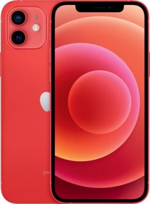 Mobilní telefon Apple iPhone 12 128GB, červená