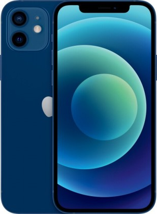 Mobilní telefon Apple iPhone 12 64GB, modrá