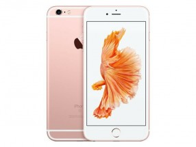 Mobilní telefon Apple iPhone 6S PLUS 128GB, růžová