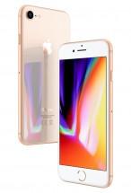 Mobilní telefon Apple iPhone 8 64GB, zlatá