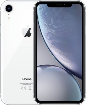 Mobilní telefon Apple iPhone XR 128GB, bílá ROZBALENO