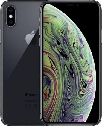 Mobilní telefon Apple IPhone XS 64GB, vesmírně šedá