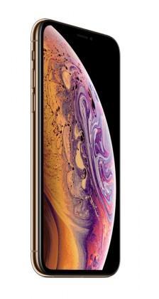 Mobilní telefon Apple iPhone XS 64GB, zlatá