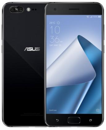 Mobilní telefon ASUS ZenFone 4 Pro 6GB/64GB, černá