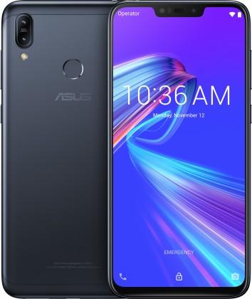 Mobilní telefon Asus Zenfone MAX M2 4GB/32GB, černá