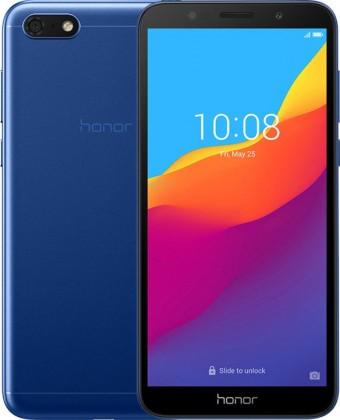 Mobilní telefon Honor 7S 2GB/16GB, modrá