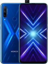 Mobilní telefon Honor 9X 4GB/128GB, modrá + DÁREK Antivir Bitdefender pro Android v hodnotě 299 Kč