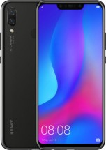 Mobilní telefon Huawei NOVA 3 4GB/128GB, černá + Antivir ESET