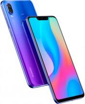 Mobilní telefon Huawei NOVA 3 4GB/128GB, fialová + dárky