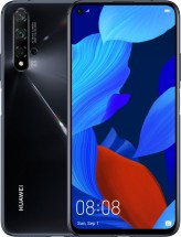 Mobilní telefon Huawei Nova 5T DS 6GB/128GB, černá VADA VZHLEDU,