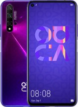 Mobilní telefon Huawei Nova 5T DS, fialová + DÁREK Bezdrátová sluchátka v hodnotě 399Kč
