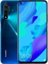 Mobilní telefon Huawei Nova 5T DS, modrá + DÁREK Antivir Bitdefender v hodnotě 299 Kč
