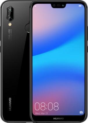 Mobilní telefon Huawei P20 LITE DS 4GB/64GB, černá
