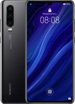 Mobilní telefon Huawei P30 DS 6GB/128GB, černá POUŽITÉ, NEOPOTŘEB
