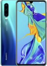 Mobilní telefon Huawei P30 DS 6GB/128GB, tmavě modrá + Antivir ESET
