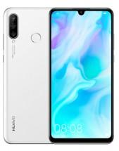 Mobilní telefon Huawei P30 LITE DS 4GB/128GB, bílá + DÁREK Antivir Bitdefender v hodnotě 299 Kč