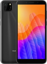 Mobilní telefon Huawei Y5P 2GB/32GB, černá POUŽITÉ, NEOPOTŘEBENÉ