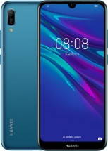 Mobilní telefon Huawei Y6 2019 DS 2GB/32GB, modrá + DÁREK Antivir Bitdefender v hodnotě 299 Kč