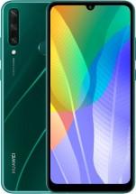 Mobilní telefon Huawei Y6P 3GB/64GB, zelená POUŽITÉ, NEOPOTŘEBENÉ