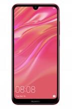 Mobilní telefon Huawei Y7 2019 3GB/32GB, červená + DÁREK Antivir Bitdefender v hodnotě 299 Kč