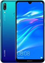 Mobilní telefon Huawei Y7 2019 3GB/32GB, modrá POUŽITÉ, NEOPOTŘEB