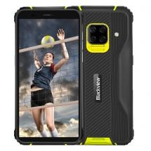 Mobilní telefon iGET Blackview GBV5100 4GB/128GB, žlutá