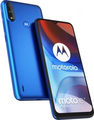 Mobilní telefon Motorola E7 Power 4GB/64GB, modrá