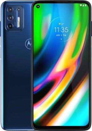 Mobilní telefon Motorola G9 Plus 4GB/128GB, modrá