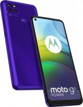 Mobilní telefon Motorola G9 Power 4GB/128GB, fialová