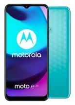 Mobilní telefon Motorola Moto E20 2GB/32GB, modrá
