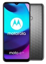 Mobilní telefon Motorola Moto E20 2GB/32GB, šedá