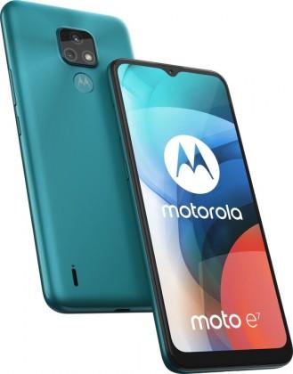 Mobilní telefon Motorola Moto E7 2GB/32GB, modrá