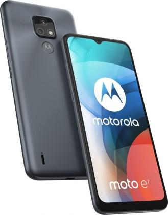 Mobilní telefon Motorola Moto E7 2GB/32GB, šedá