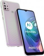 Mobilní telefon Motorola Moto G10 4GB/64GB, stříbrná