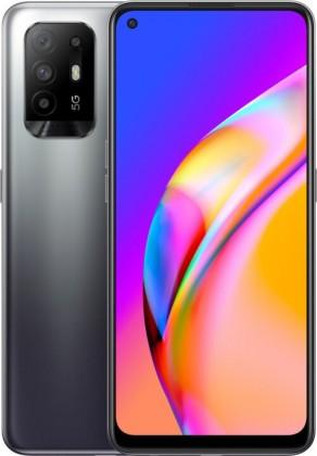 Mobilní telefon Oppo Reno 5 Z 5G, černá